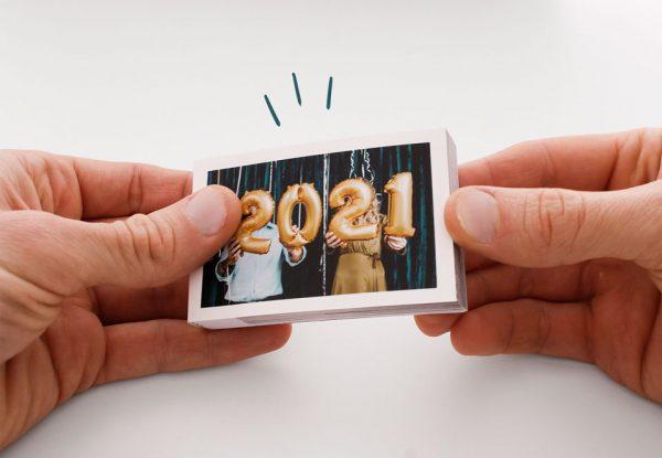 flipbook imprimer video 2021